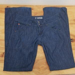 ❤HUDSON BOOTCUT Lightweight 100% cotton jeans, 25